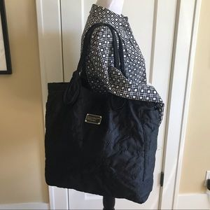 Marc by Marc Jacobs large quilted nylon tote